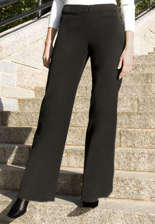 Bluesuits Flat Front Straight Leg Pants