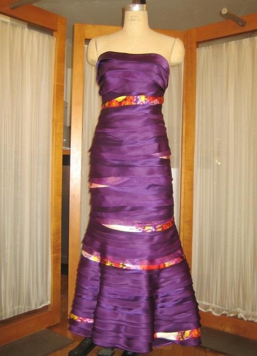 Bluesuits Haute couture Evening Gown